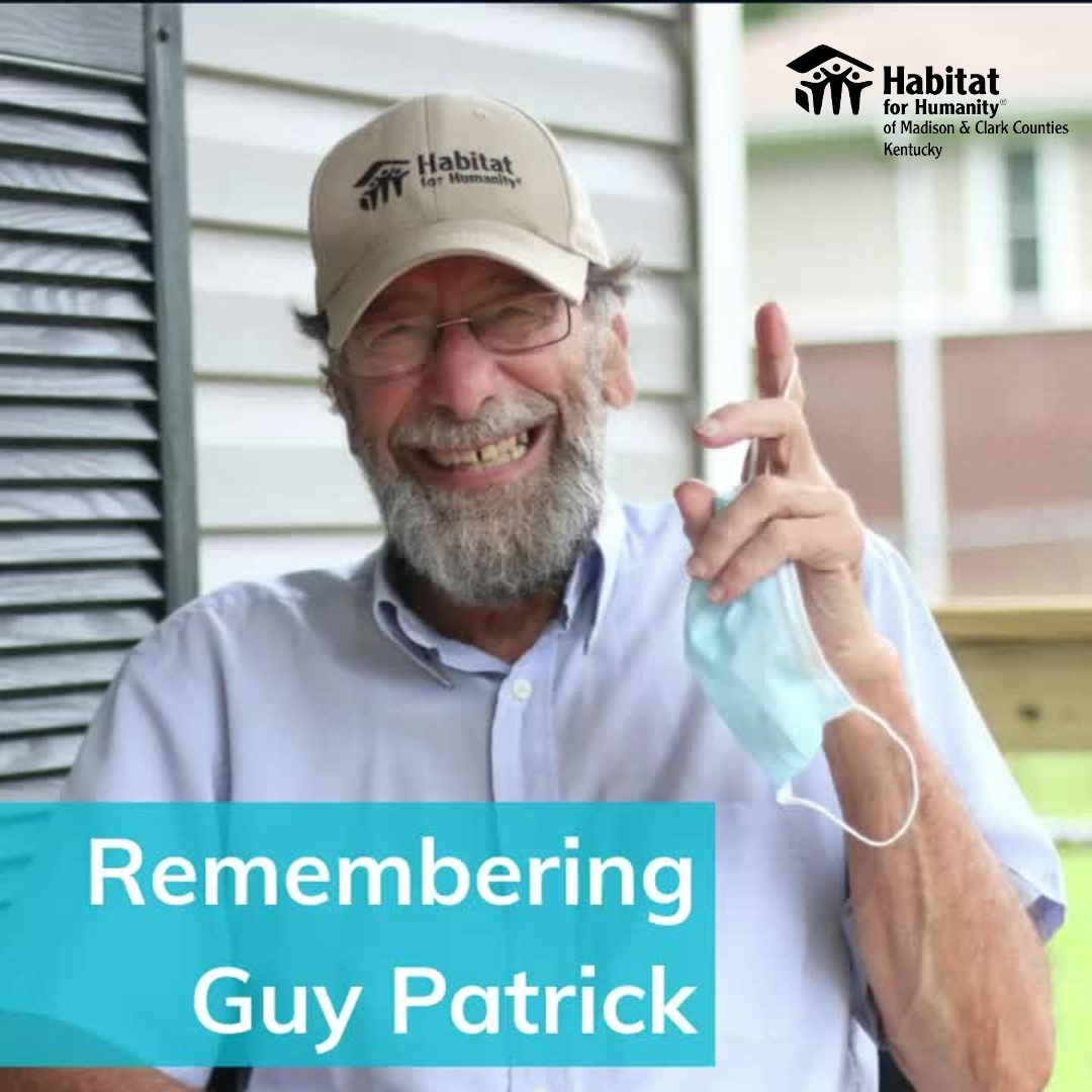 Remembering Guy Patrick