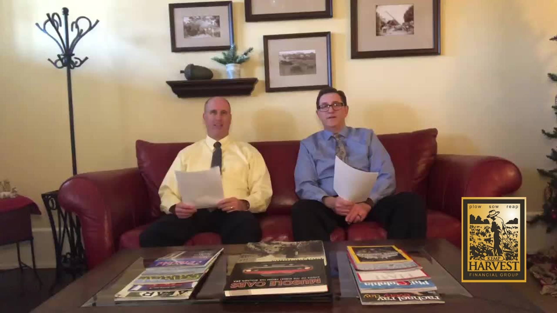 Retirement Video Series pt 2