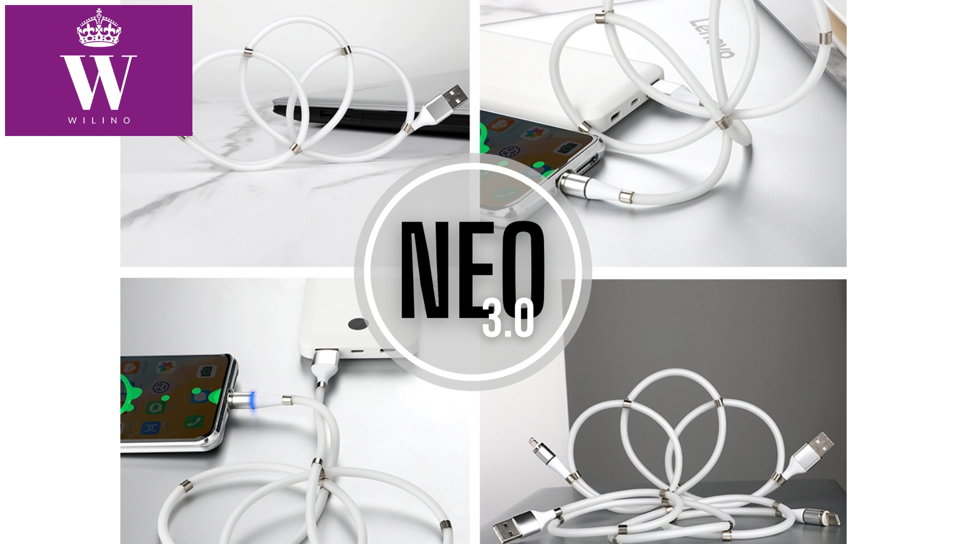 Introducing NEO 3.0 Magnetic Cable