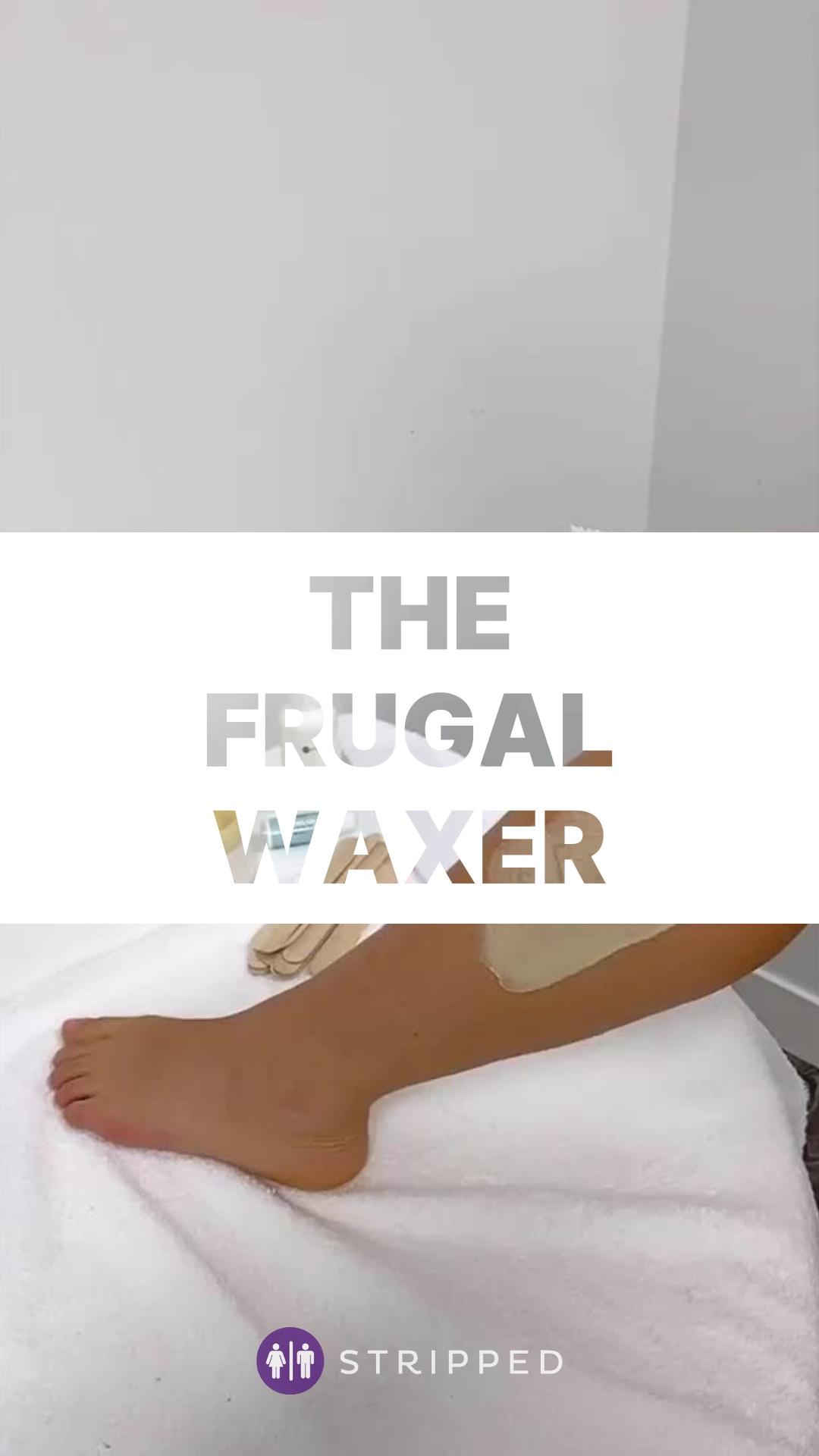FrugalWaxer