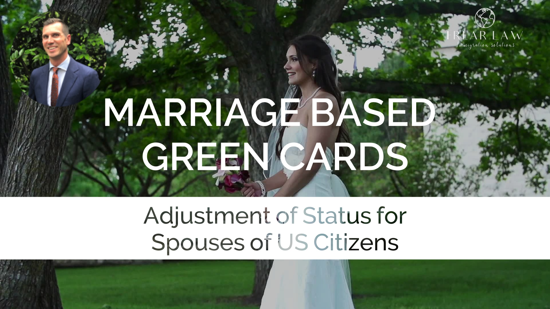 Marriage Based Green Cards for US Citizen Spouses